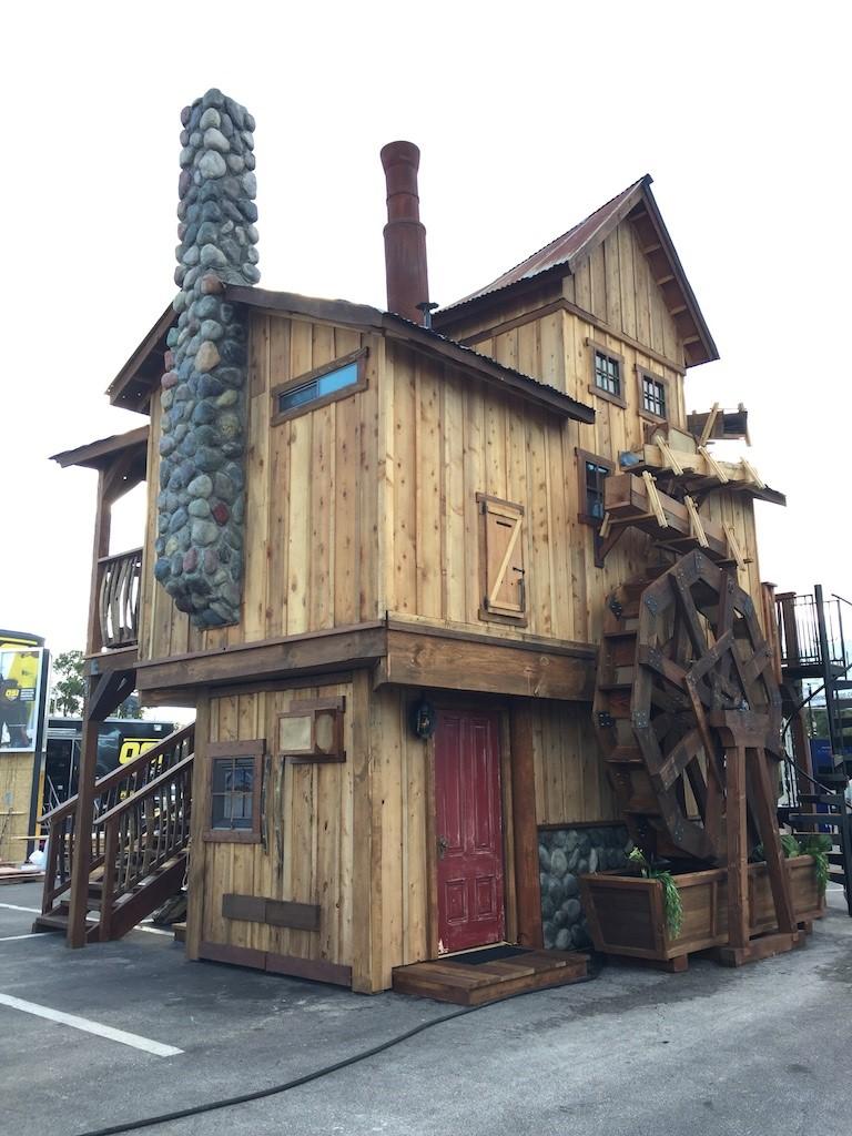 Cavco's tree house