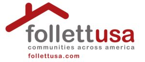 follettusa logo - grey-red with URL